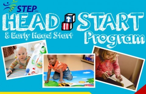 STEP, Inc. Head Start & Early Head Start is ENROLLING!